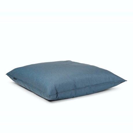 BRYCK Kussen Pillow BLUEloft blauw textiel 120x120cm