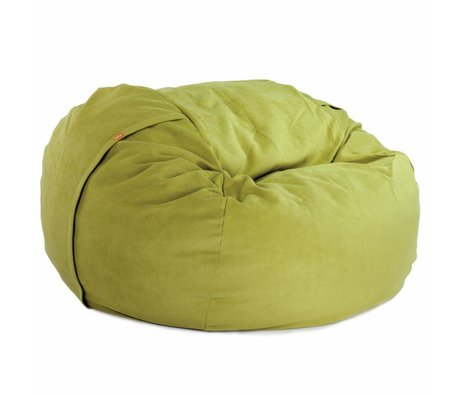 Vetsak Zitzak Neo tweepersoons groen polyester ø140x90cm 1000liter