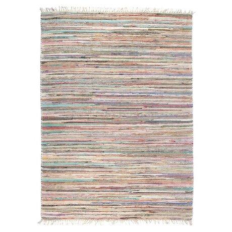 LEF collections Vloerkleed Brasil multicolour textiel in 2 maten