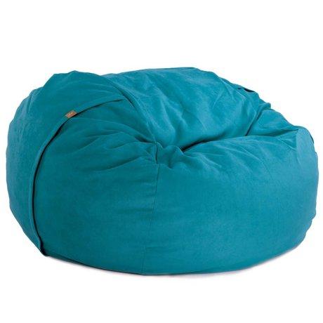 Vetsak Zitzak Neo tweepersoons blauw polyester ø140x90 1000liter