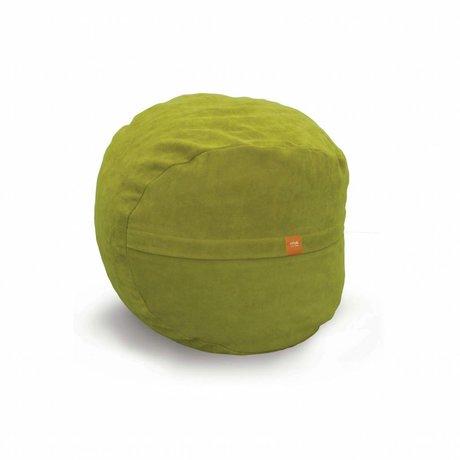 Vetsak Voetenbank Neo groen polyester ø60x45 60liter