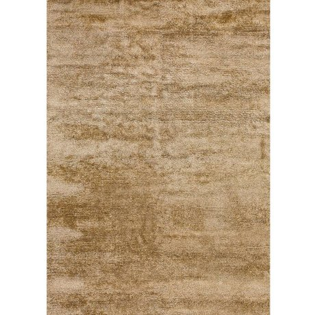 LEF collections Vloerkleed Banana lichtbruin textiel 160x230cm