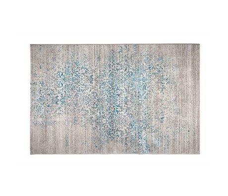 Zuiver Vloerkleed Magic Ocean grijs blauw 200x290