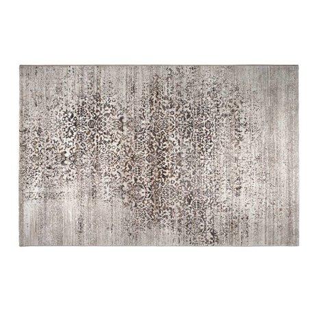 Zuiver Vloerkleed Magic Autumn grijs bruin 200x290cm