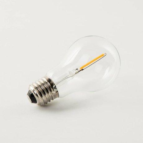Zuiver Lampenbol Bulb Classic LED 6,3x6,3x13cm