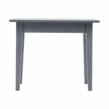 Housedoctor Sidetable musk grijs hout 100x45x80cm