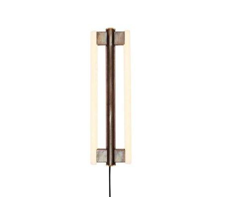 Frama Wandlamp Eiffel brass metaal 500mm