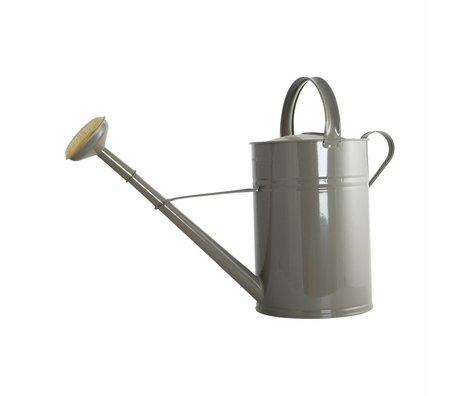 Housedoctor Gieter groen metaal ø 45cm 10L
