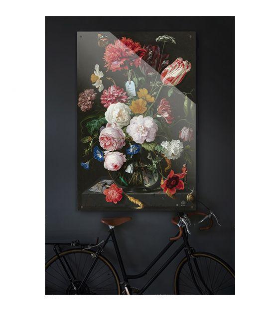 Genoeg Arty Shock Schilderij Jan Davidsz de Heem - Stilleven met bloemen  @OZ53