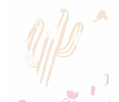 Roomblush Behang Wild and free roze vliesbehang 1140x50cm