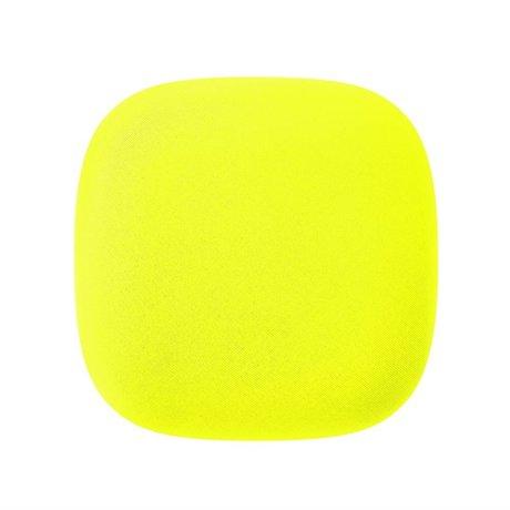 Jalo Rookmelder Kupu 10 geel kunststof 11x11x3,9cm