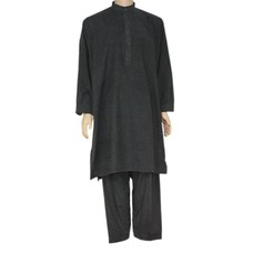 Salwar Kameez Men - Dark Grey