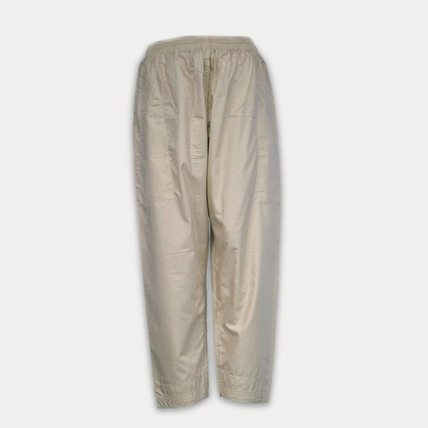 Arabic men pant in cream