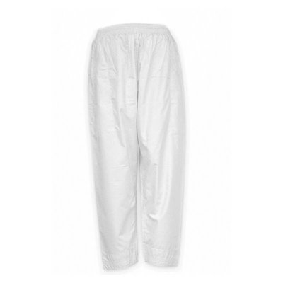 Arabic men pant in White