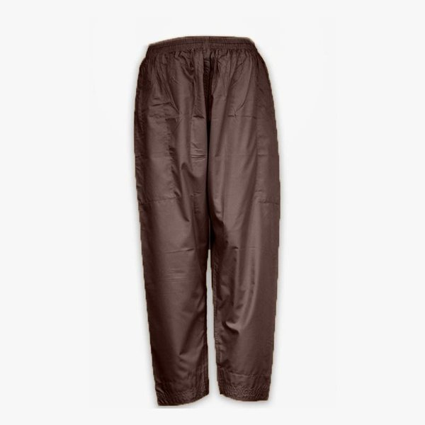 Arabische Männerhose Hose in Dunkelbraun
