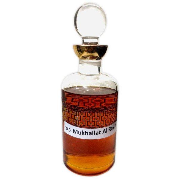 Ajmal Perfumes Perfume oil Mukhallat Al Ras by Ajmal - Perfume free from alcohol