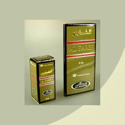 Al-Rehab Parfümöl Al Fares von Al-Rehab - Parfüm ohne Alkohol