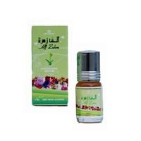 Al Rehab  Alf Zahra Perfume Oil by Al Rehab 3ml - Free From Alcohol