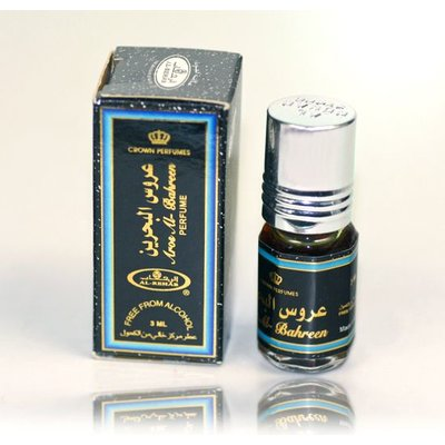Al-Rehab Perfume oil Aros al Bahreen by Al-Rehab 3ml - Non-alcoholic perfume