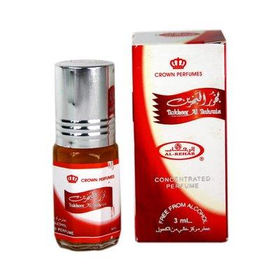 Al-Rehab Perfume oil Bakhoor al Bahrain from 3ml Al Rehab - Alcohol-free perfume