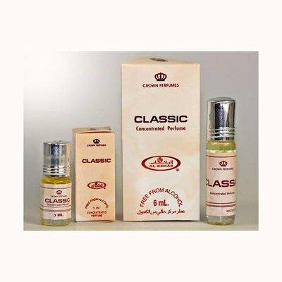 Al-Rehab Parfümöl Classic von Al-Rehab - Parfüm ohne Alkohol