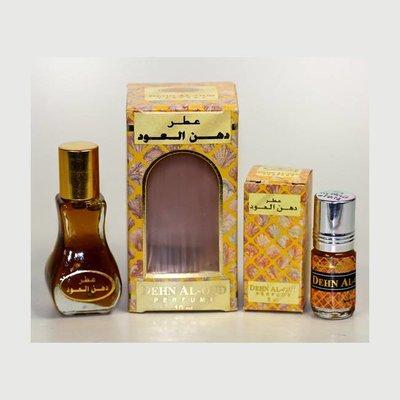 Al-Rehab Parfümöl Dehn al Oudh von Al Rehab 10ml - Parfüm ohne Alkohol