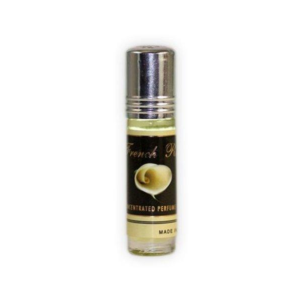 Al Rehab  French Rose Perfume Oil by Al Rehab 6ml - Alcohol-Free perfume