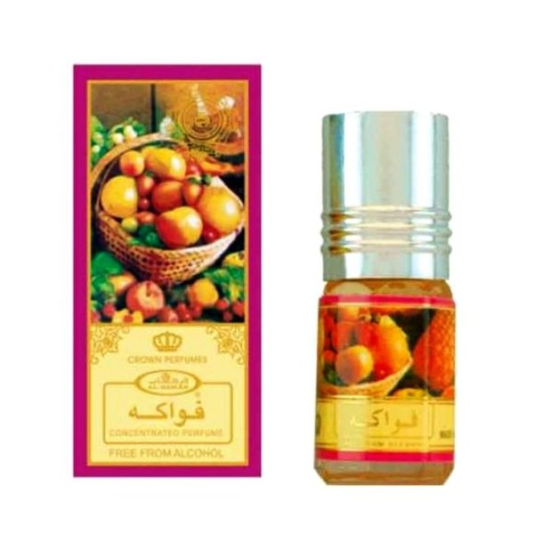 Al-Rehab Perfume oil Fruit by Al-Rehab - Alcohol-Free perfume