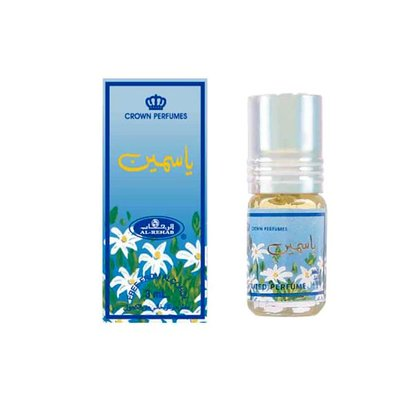 Al-Rehab Perfume oil Jasmine by Al-Rehab - Alcohol-free perfume