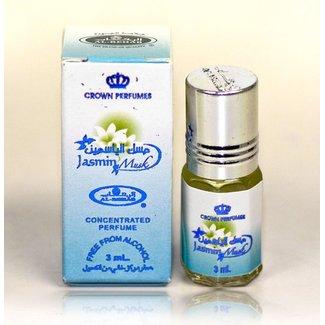 Al Rehab  Perfume oil Jasmine Musk by Al Rehab 3ml