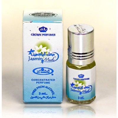 Al-Rehab Konzentriertes Parfümöl Jasmin Musk von al Rehab 3ml