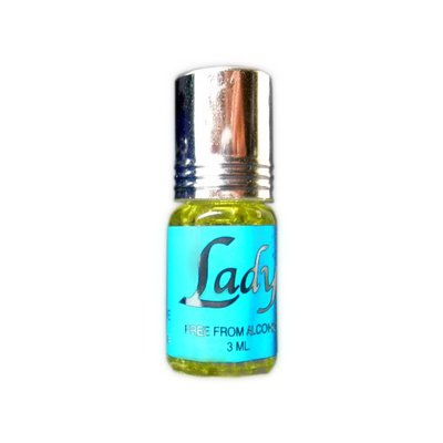 Al-Rehab Concentrated Perfume Oil by Al-Rehab Lady 3ml - Alcohol-Free perfume