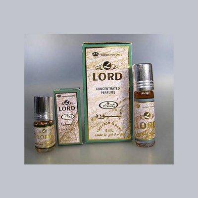 Al-Rehab Parfümöl Lord von Al-Rehab - Parfüm ohne Alkohol