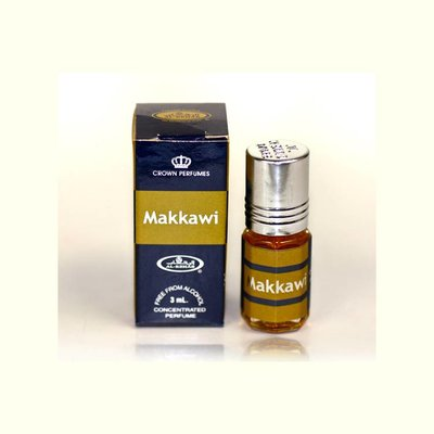 Al-Rehab Parfümöl Makkawi von Al Rehab 3ml - Parfüm ohne Alkohol