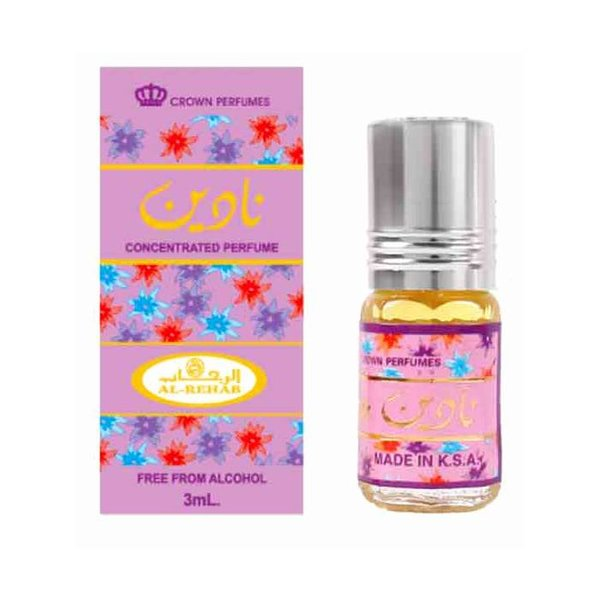 Al Rehab  Concentrated Perfume Oil Nadine by Al Rehab