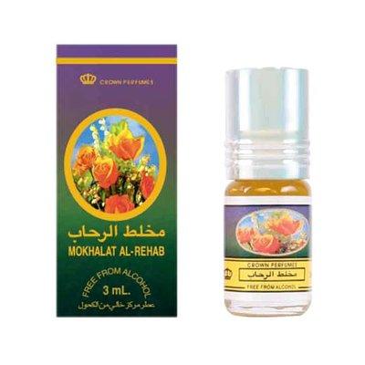 Al-Rehab Concentrated perfume oil Mokhalat Al-Rehab Al-Rehab