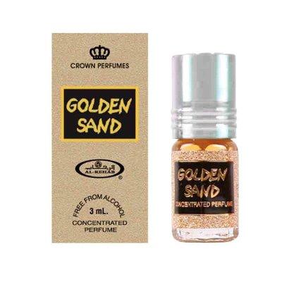 Al-Rehab Parfümöl Golden Sand von Al Rehab - Parfüm ohne Alkohol