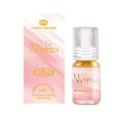 Al-Rehab Concentrated Perfume Oil by Al-Rehab 3ml Noria