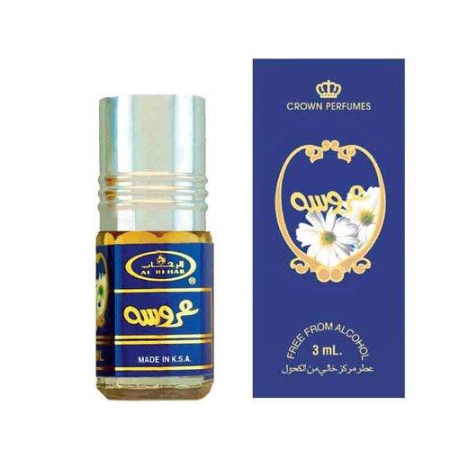 Al Rehab Perfumes Colognes Fragrances Aroosah Parfümöl von Al-Rehab