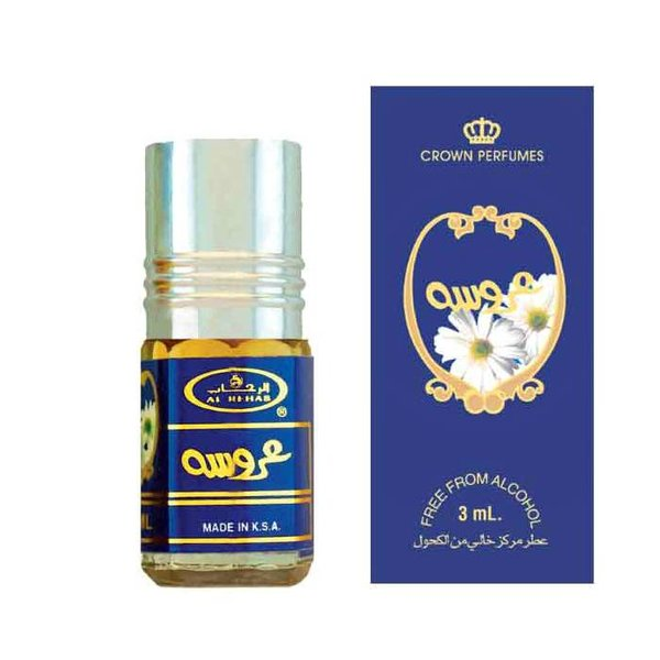 Al Rehab  Perfume Oil Aroosah by Al Rehab - Free From Alcohol