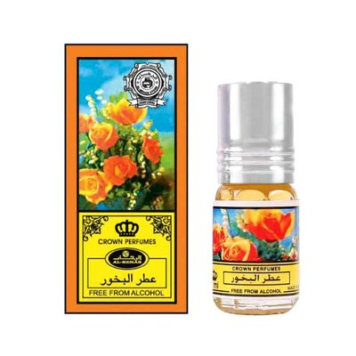 Al-Rehab Perfume Oil Attar Al Bakhoor by Al-Rehab - Non-alcoholic perfume