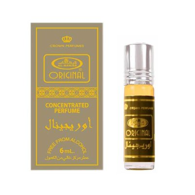 Al-Rehab Konzentriertes Parfümöl Original von Al-Rehab