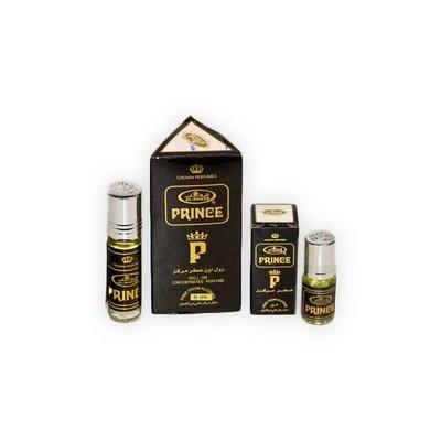 Al-Rehab Konzentriertes Parfümöl Prince von Al Rehab 3ml