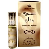 Al Rehab  Konzentriertes Parfümöl Rawan von Al Rehab 6ml Parfüm ohne Alkohol