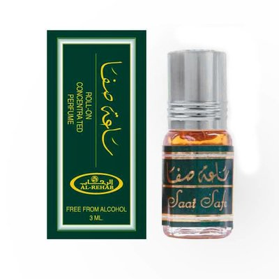 Al-Rehab Konzentriertes Parfümöl Saat Safa von Al-Rehab Parfüm ohne Alkohol