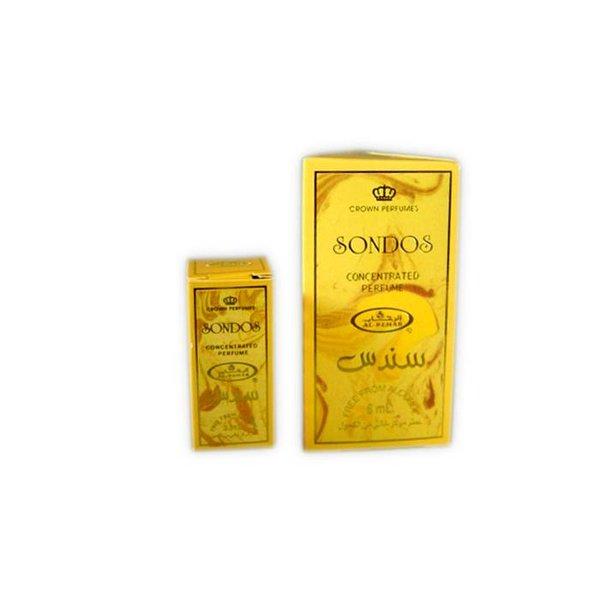 Al-Rehab Concentrated Perfume Oil Sondos by Al Rehab