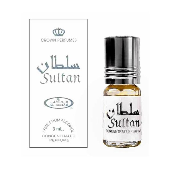 Al Rehab  Concentrated perfume oil Sultan by Al Rehab