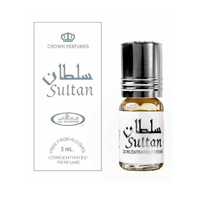 Al Rehab  Perfume oil Sultan by Al Rehab