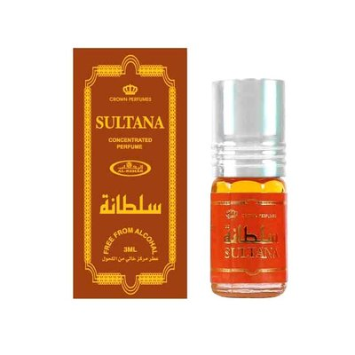 Al-Rehab Concentrated perfume oil Sultana by Al Rehab 3ml