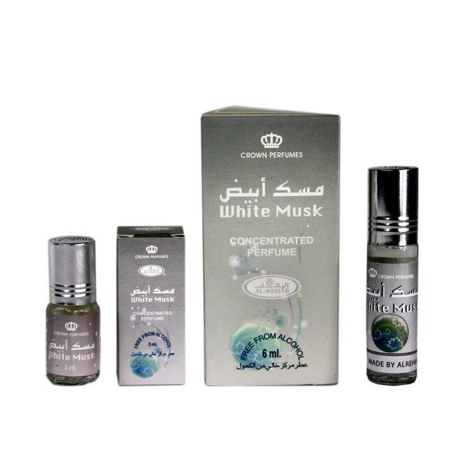 Al Rehab  Parfümöl White Musk von Al Rehab